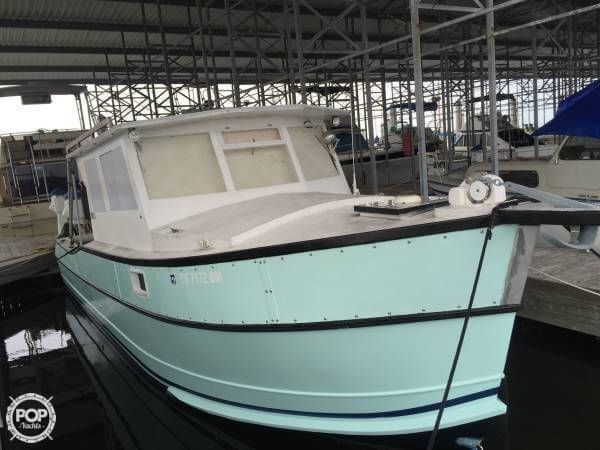 2011 Custom boat for sale, model of the boat is 28 & Image # 7 of 42