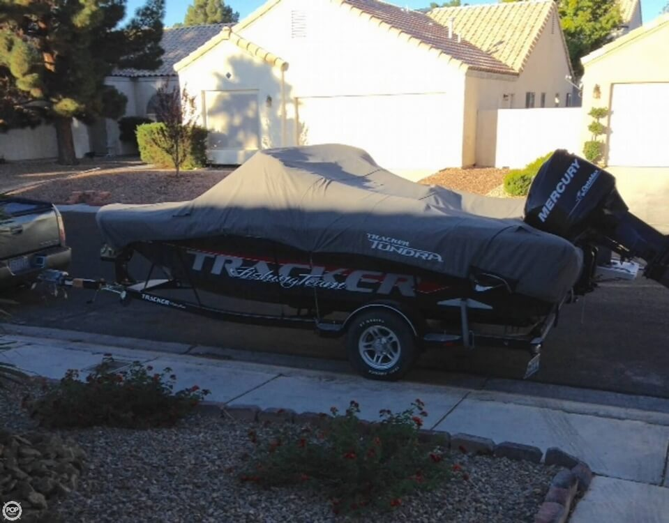 2007 Tracker Tundra 18 WT - Photo #2