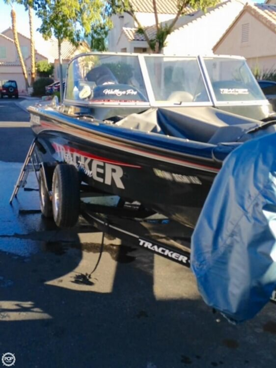2007 Tracker Tundra 18 WT - Photo #4
