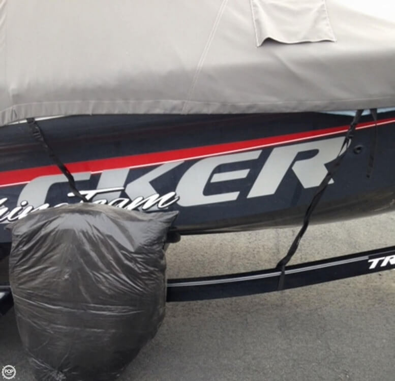 2007 Tracker Tundra 18 WT - Photo #33