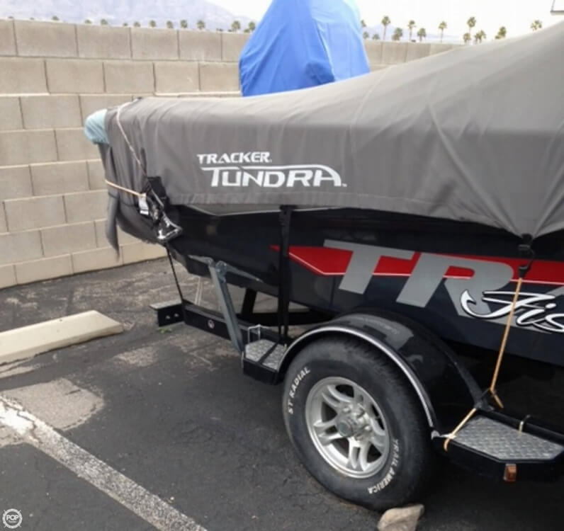 2007 Tracker Tundra 18 WT - Photo #34
