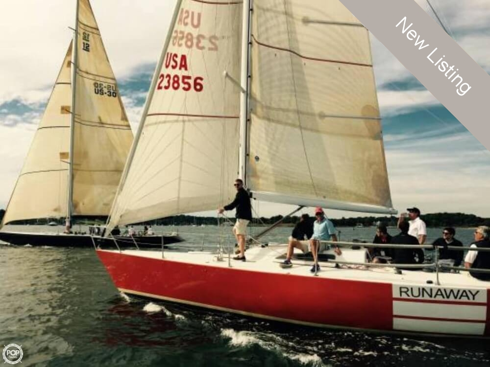 1980 Kirby Race Hull - Photo #17