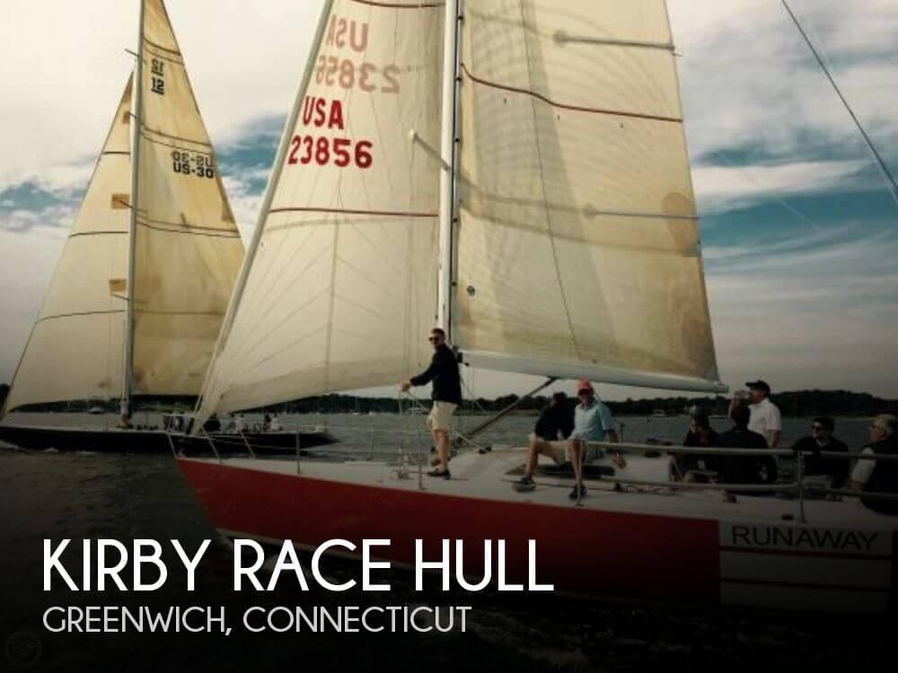 1980 Kirby Race Hull - Photo #1
