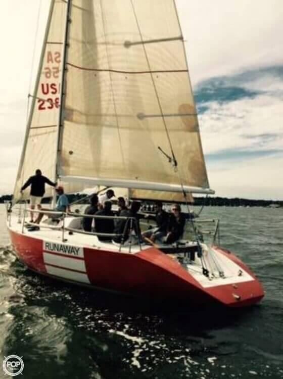 1980 Kirby Race Hull - Photo #18