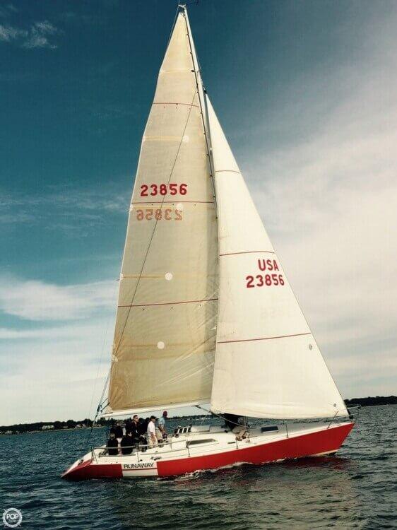 1980 Kirby Race Hull - Photo #5
