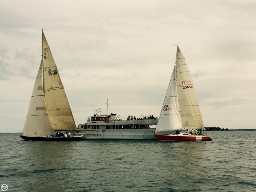 1980 Kirby Race Hull - Photo #21