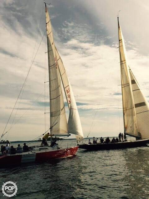 1980 Kirby Race Hull - Photo #25