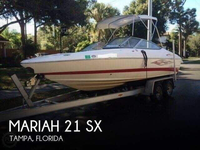 For Sale Used 2006 Mariah 21 Sx In Tampa Florida Boats