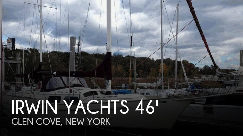 Used Sailboats For Sale in New York by owner | 1980 Irwin Yachts 46