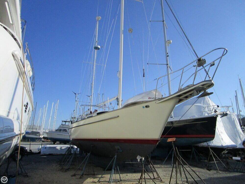 1980 Irwin Yachts 46 World Cruiser - Photo #2