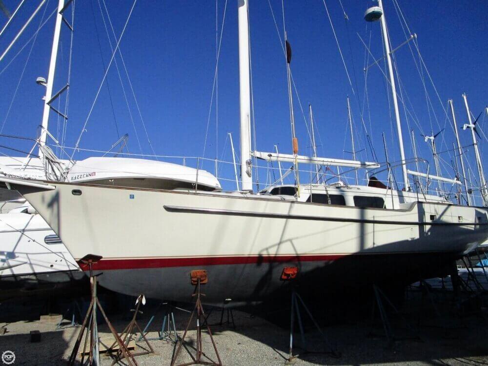 1980 Irwin Yachts 46 World Cruiser - Photo #3