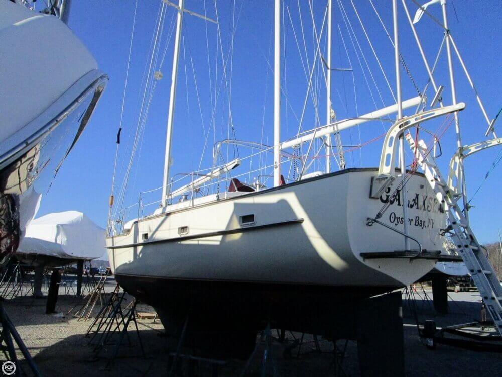 1980 Irwin Yachts 46 World Cruiser - Photo #5