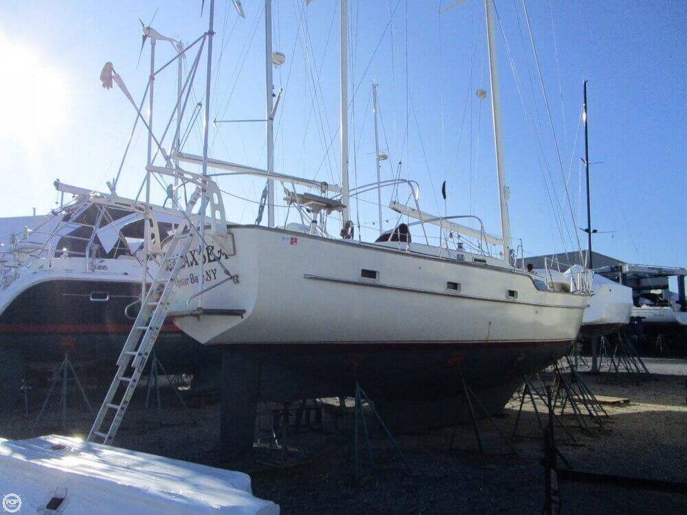 1980 Irwin Yachts 46 World Cruiser - Photo #6