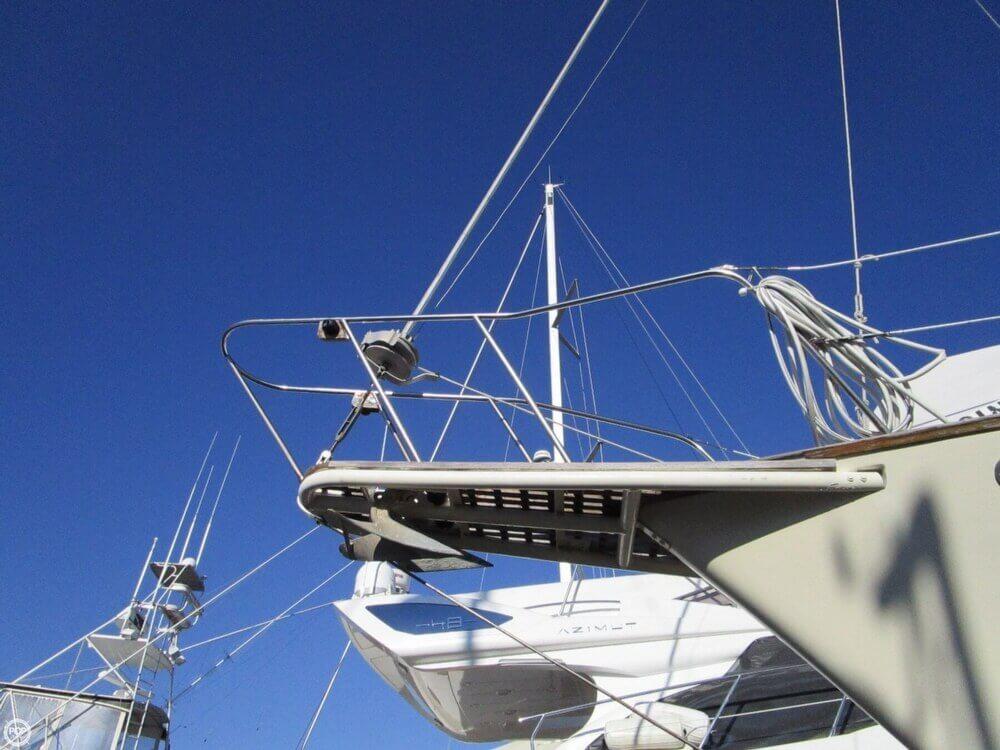 1980 Irwin Yachts 46 World Cruiser - Photo #10