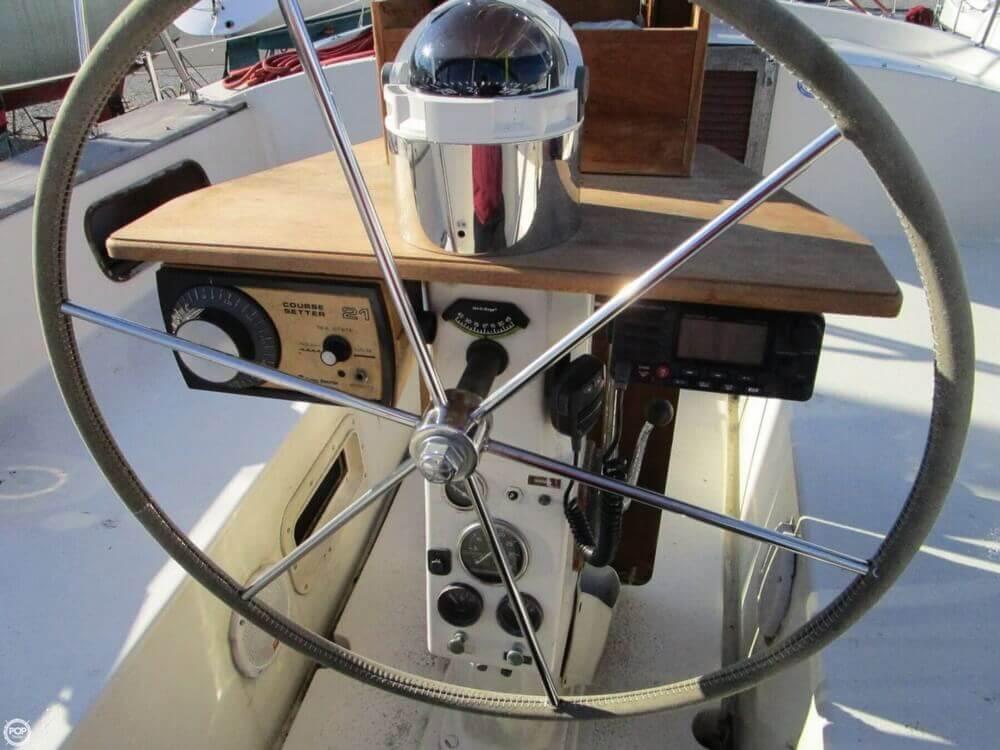 1980 Irwin Yachts 46 World Cruiser - Photo #13