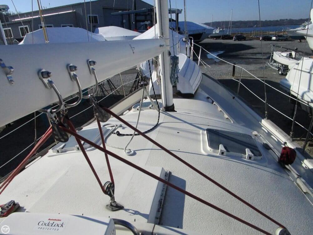 1980 Irwin Yachts 46 World Cruiser - Photo #24