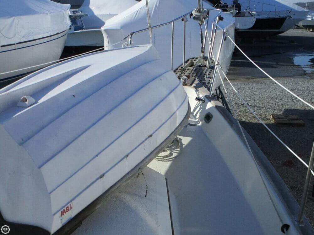 1980 Irwin Yachts 46 World Cruiser - Photo #30