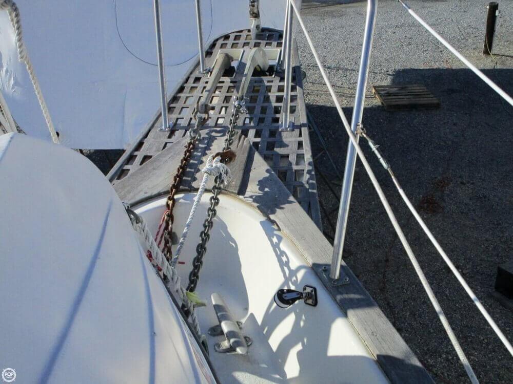 1980 Irwin Yachts 46 World Cruiser - Photo #31