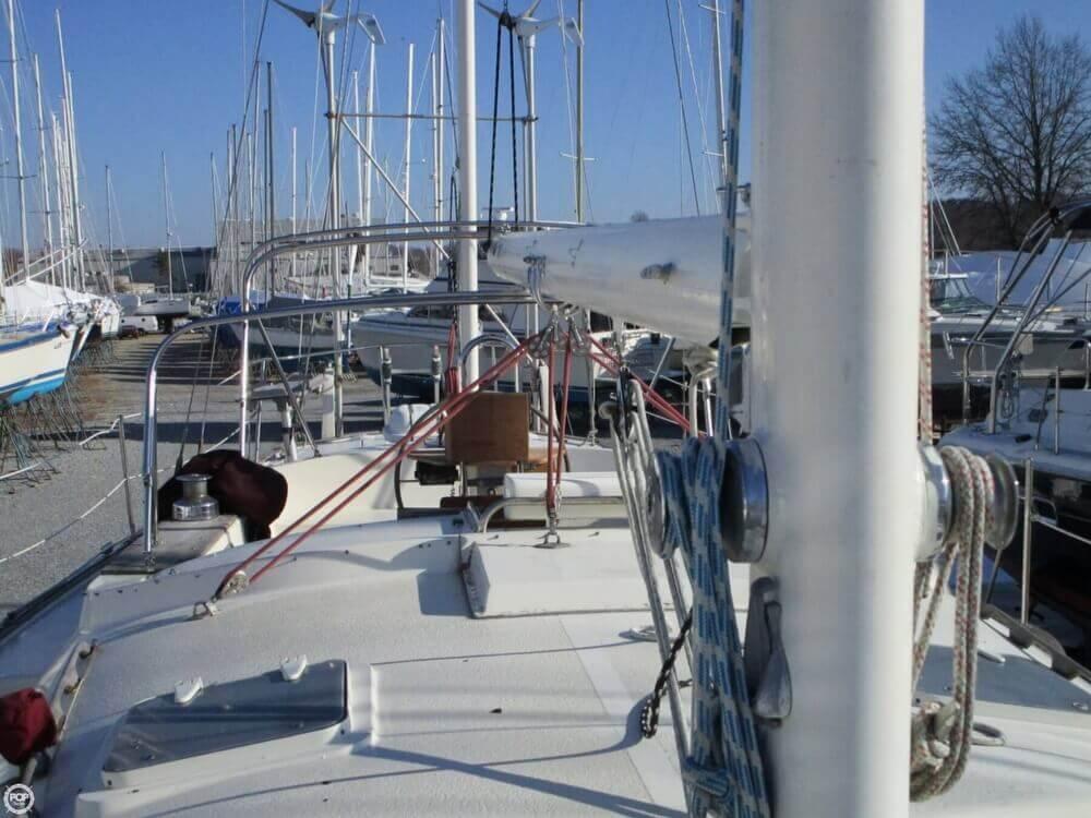 1980 Irwin Yachts 46 World Cruiser - Photo #32