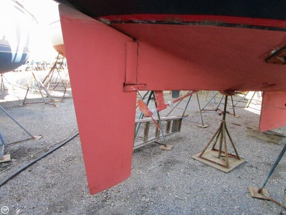 1981 Irwin Yachts 40 Mk II - Photo #13