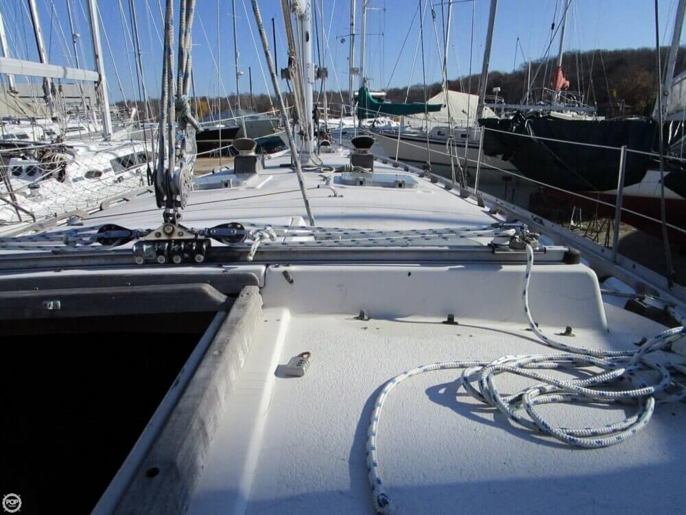 1981 Irwin Yachts 40 Mk II - Photo #38