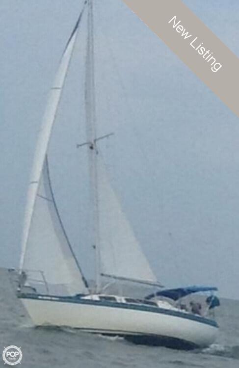 1977 Canadian Sailcraft 27 - Photo #21