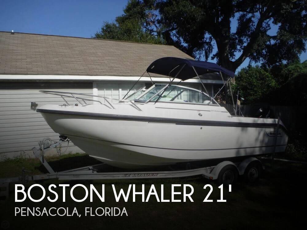 2007 BOSTON WHALER 210 VENTURA for sale