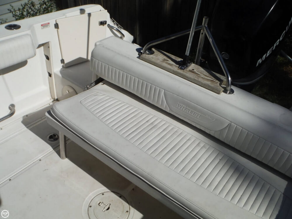Transom Seat