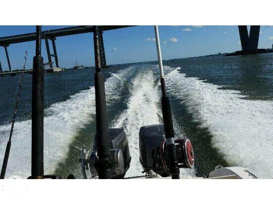 1998 Sea Pro 255 CC - Photo #2
