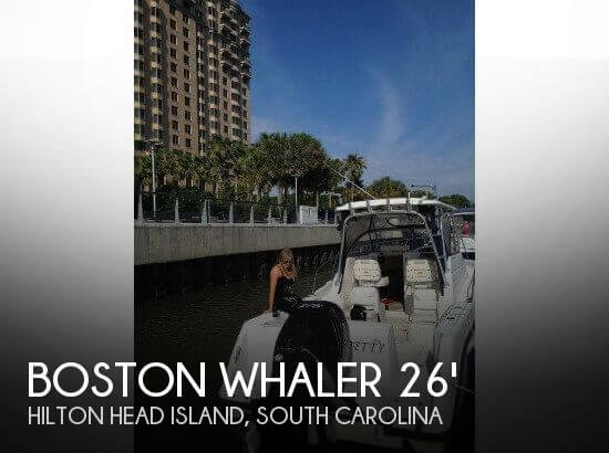 Used Boston Whaler 26 Boats For Sale by owner | 2006 Boston Whaler 26