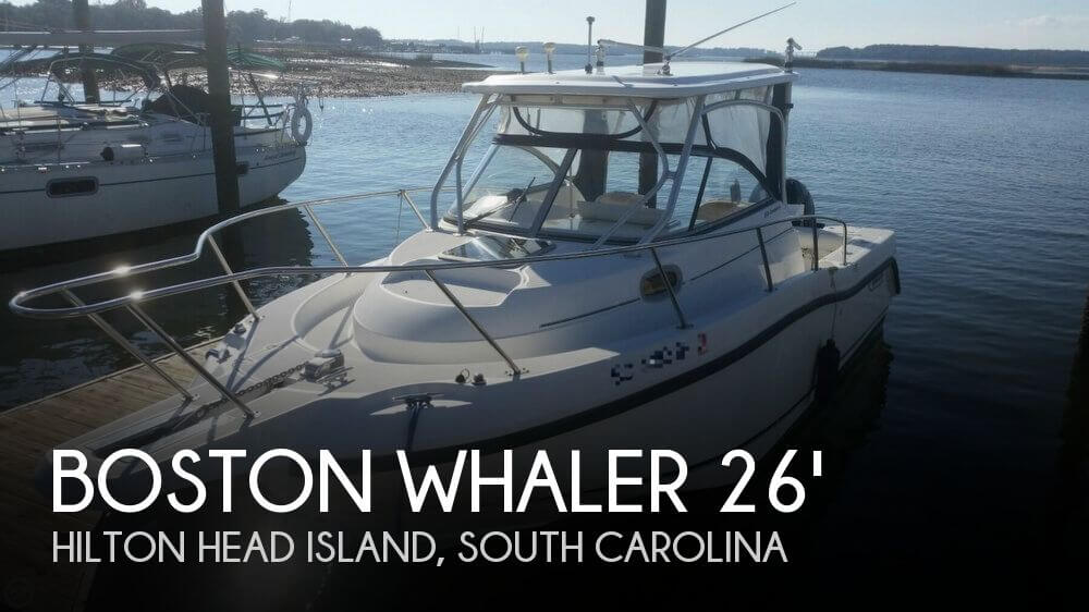 2006 BOSTON WHALER 255 CONQUEST for sale