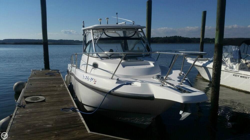 2006 Boston Whaler 255 Conquest - Photo #2