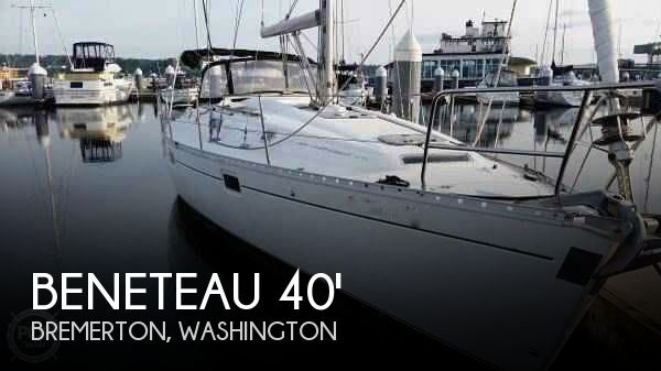 1996 BENETEAU OCEANUS 400 for sale