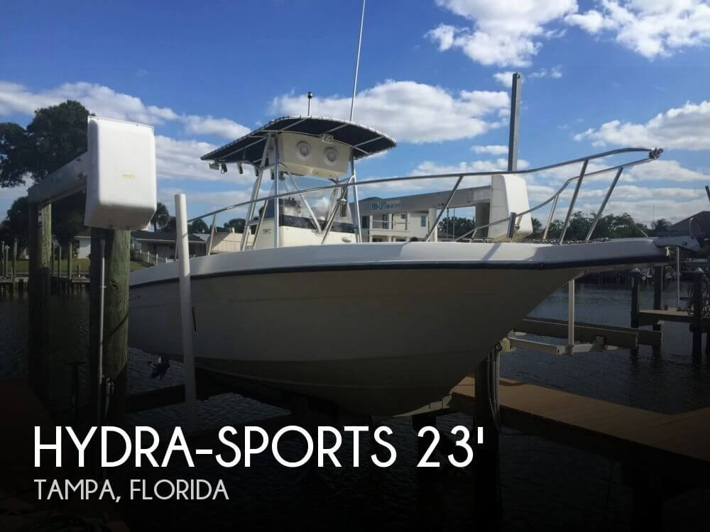 For Sale Used 2004 Hydra Sports 230 Lightning Series In