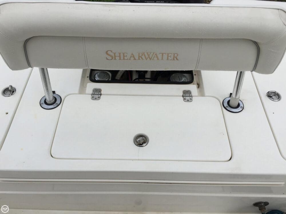 2005 Shearwater 25 LTZ - Photo #17