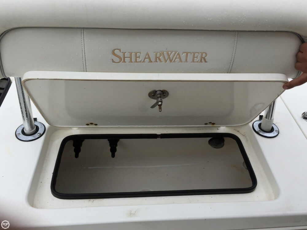 2005 Shearwater 25 LTZ - Photo #21