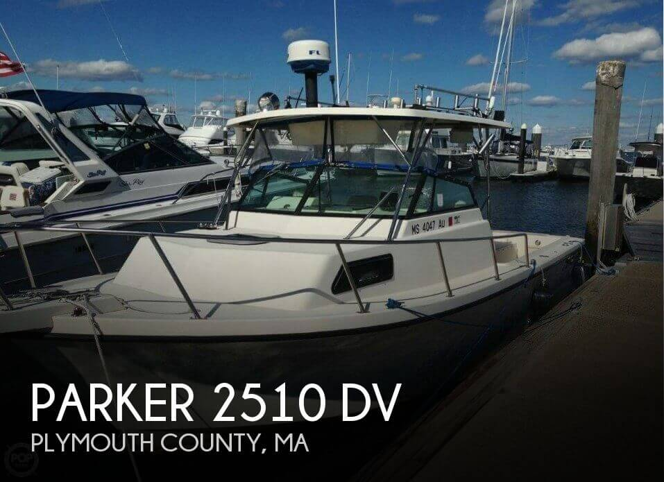 1992 PARKER MARINE 2510 DV for sale