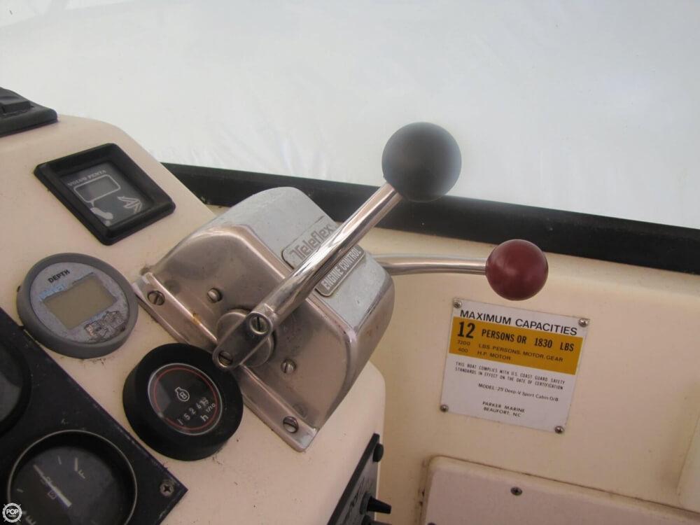 1992 Parker Marine Enterprises 2510 DV - Photo #29