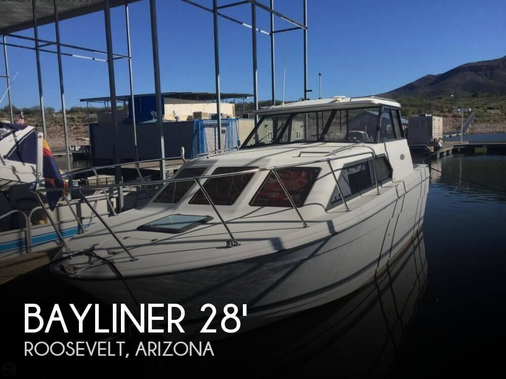 2002 Bayliner Ciera Classic 2859 - Photo #1