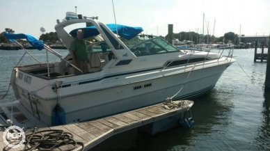 Sea Ray 340 EC, 35', for sale - $20,000