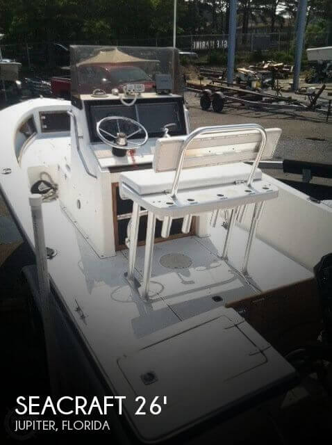 1989 SeaCraft 20 Master Angler - Photo #1