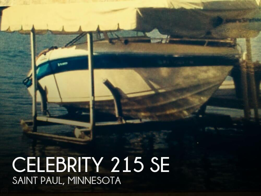 Used CELEBRITY Boats For Sale by owner | 1989 Celebrity 23