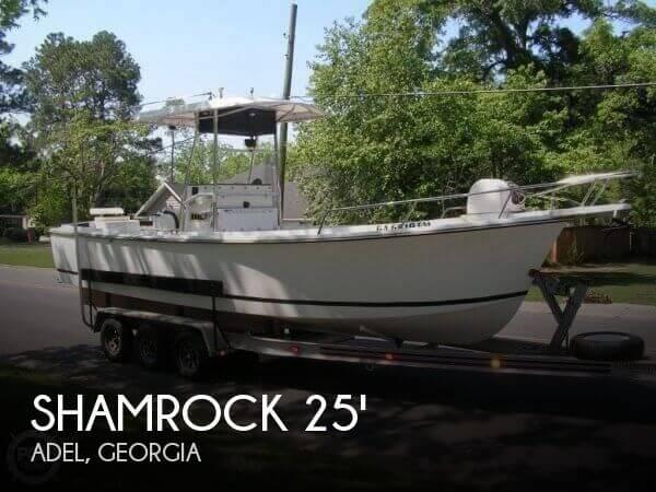 1990 Shamrock 25 for sale