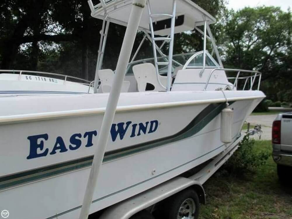 1995 Pro-Line boat for sale, model of the boat is 231 & Image # 2 of 40