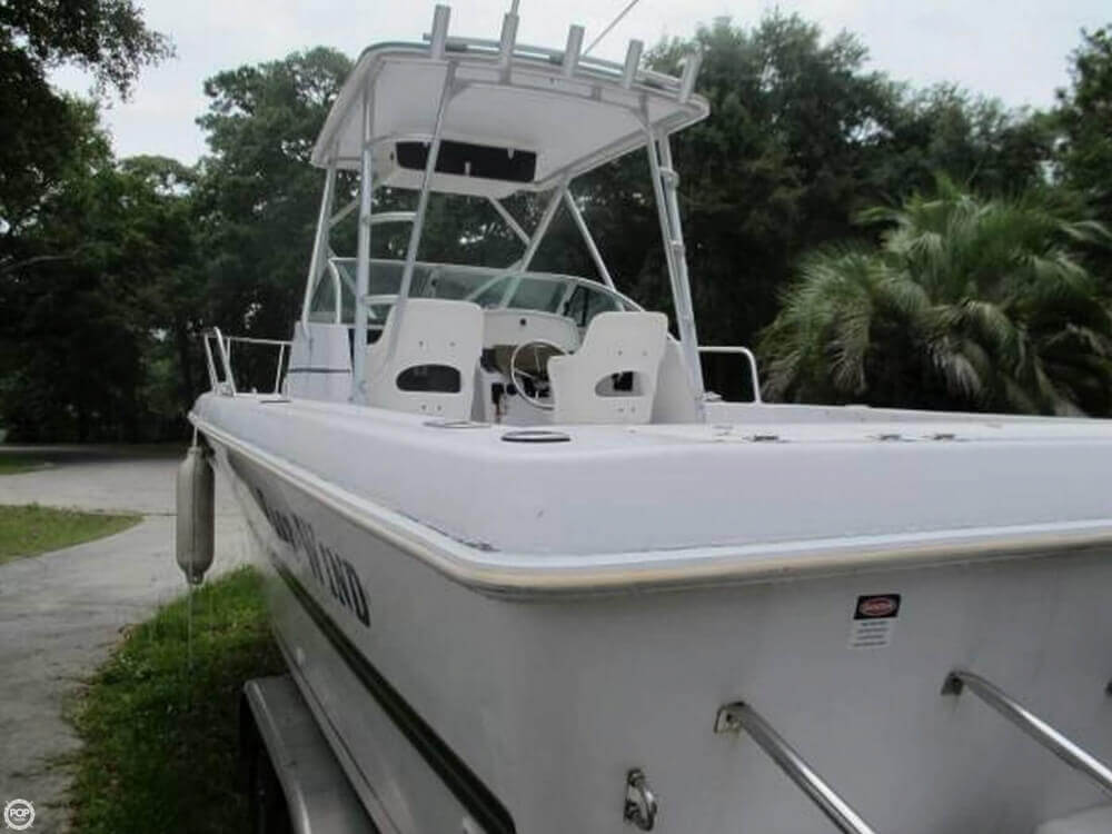 1995 Pro-Line boat for sale, model of the boat is 231 & Image # 3 of 40