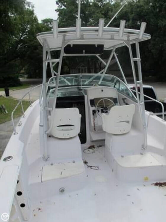 1995 Pro-Line boat for sale, model of the boat is 231 & Image # 5 of 40