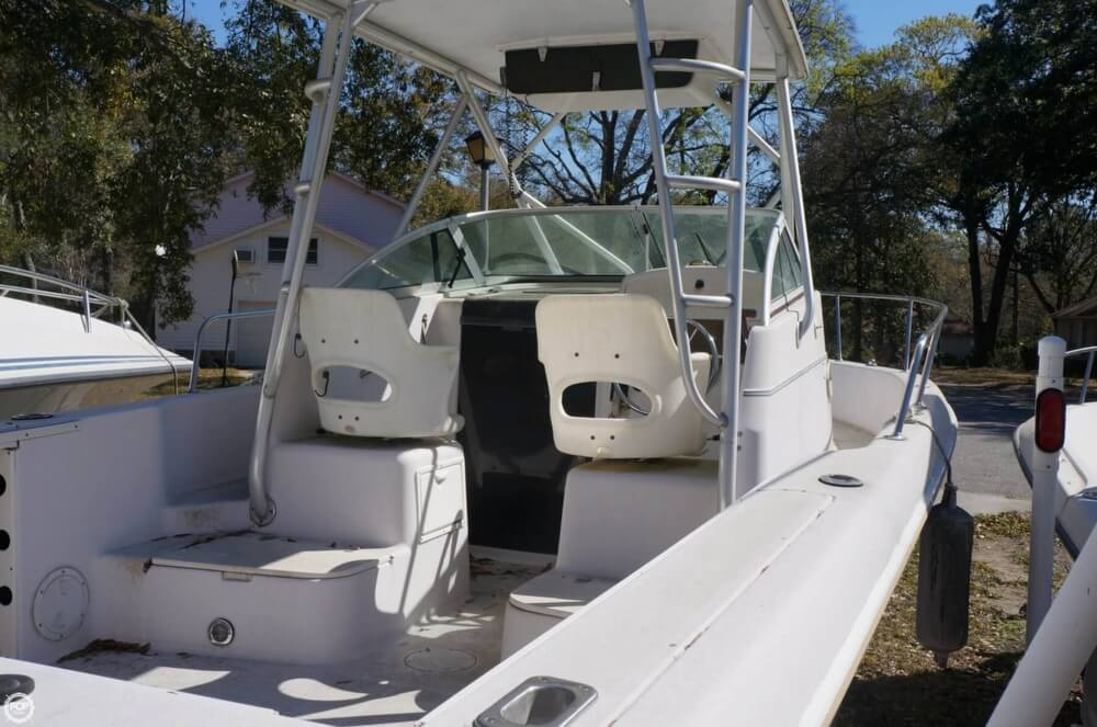 1995 Pro-Line boat for sale, model of the boat is 231 & Image # 17 of 40