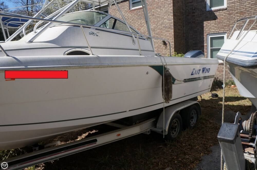 1995 Pro-Line boat for sale, model of the boat is 231 & Image # 19 of 40