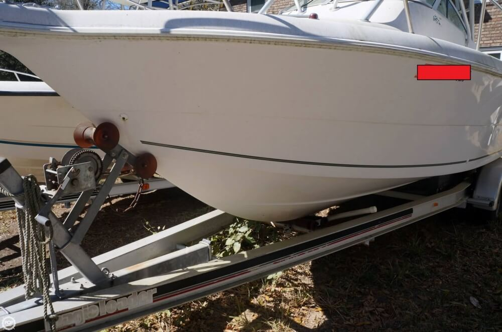 1995 Pro-Line boat for sale, model of the boat is 231 & Image # 23 of 40
