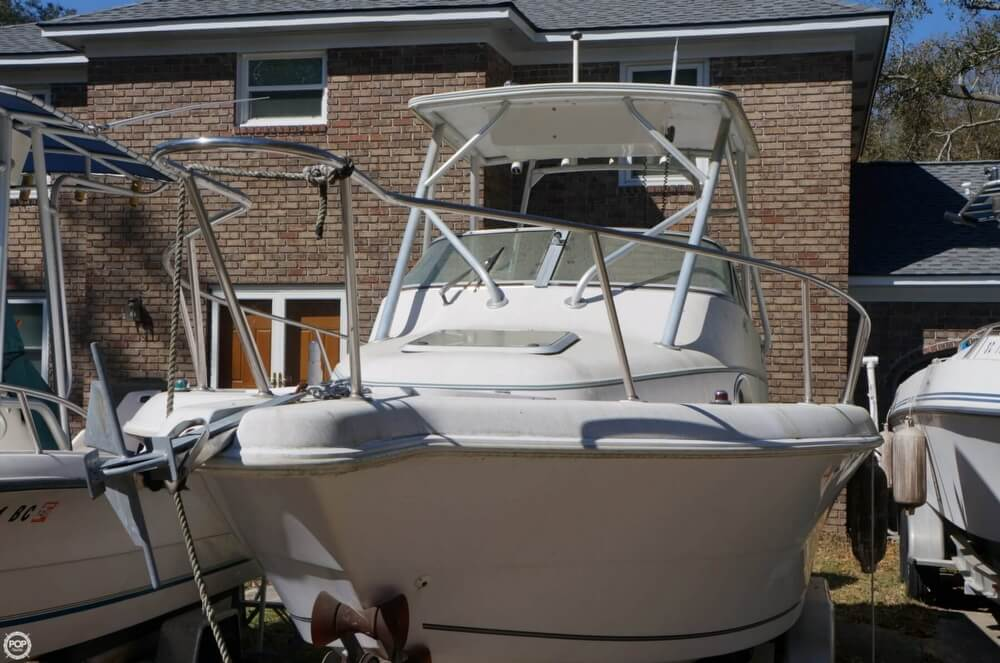 1995 Pro-Line boat for sale, model of the boat is 231 & Image # 25 of 40